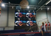 6x6 Glass Videowall At Comdex - Software Support 1